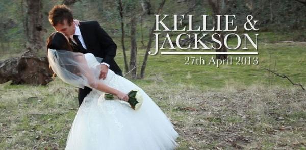 Kellie and Jackson